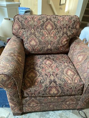 Nice quality, soft side chair for Sale in Bend, OR