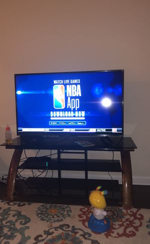 "50"" TV 4K UHD for Sale in Frederick, MD"