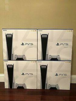 Ps5's still in stock for Sale in Burkeville,  VA