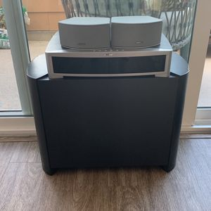 Bose 3 2 1 Home Stereo System for Sale in San Diego, CA