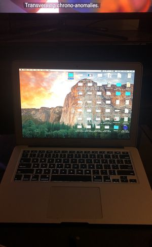 MacBook Air Early 2014 Model, bought in 2015 for Sale in Tampa, FL