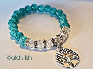 (NEW) Womans tree of life beads bracelet for Sale in Revere, MA