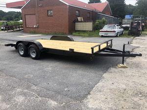 2019 Brand new 18 foot utility trailer car hauler for Sale in Cumming, GA