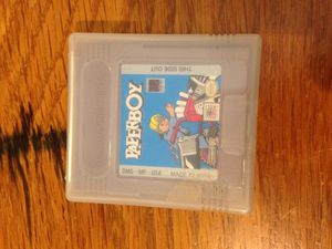 Paperboy, Gameboy for Sale in Everett, WA