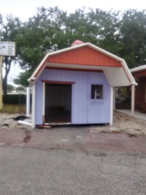 multiple sheds for sale all different sizes for Sale in St. Petersburg, FL
