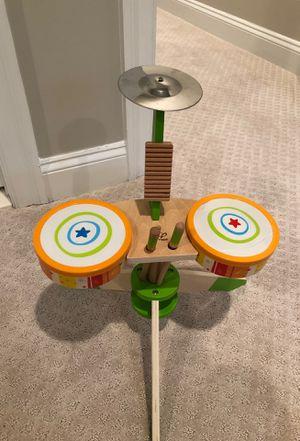 Hape Drum set for Sale in Vienna, VA