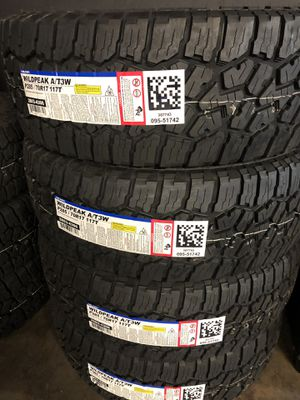 285/70R17 Falken Tires $699 special!!! for Sale in Norwalk, CA