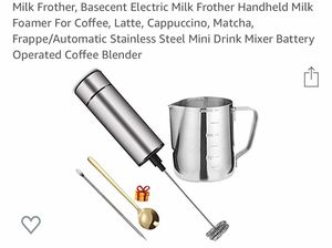 Milk frother for Sale in Margate, FL
