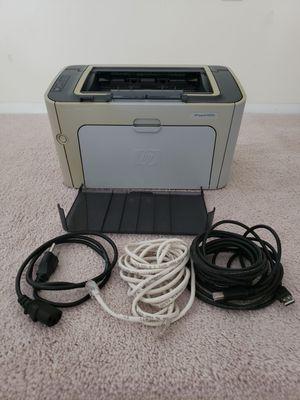 Hp laserjet printer model p1505n for Sale in Silver Spring, MD