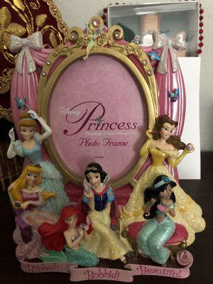 Disney princess frame for Sale in San Ramon, CA