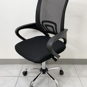 New $45 Small Computer Mesh Chair Home Office Adjustable Height for Sale in Santa Fe Springs, CA