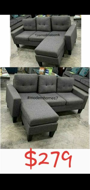 grey sectional sofa for Sale in Buena Park, CA