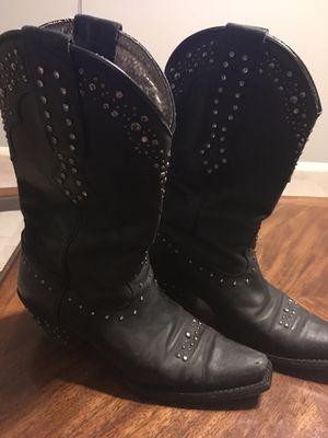 Women's Cowboy boots size 6.5 for Sale in Phoenix, AZ