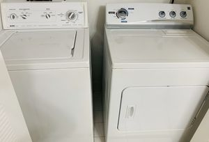 KENMORE WASHER & DRYER SET for Sale in West Palm Beach, FL