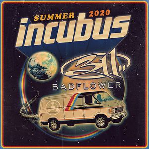 Incubus 2x GA Tickets - Hollywood Casino Amphitheatre for Sale in Chicago, IL