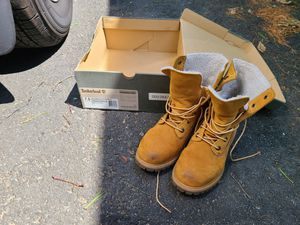 Timberland Size 7.5 for Sale in Chelmsford, MA