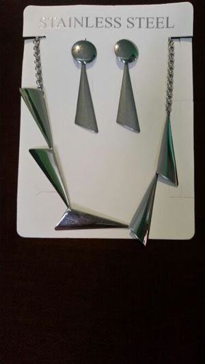 Stainless steel jewelry for Sale in Hyattsville, MD