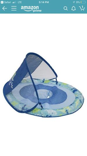 Swimways baby inflatable float plus swim diapers for Sale in Gulf Breeze, FL