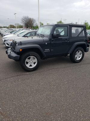 2017 Jeep Wrangler for Sale in Burlington, NJ