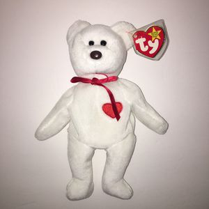 Ty Inc. Rare Vintage Beanie Baby Valentino for Sale in Bountiful, UT