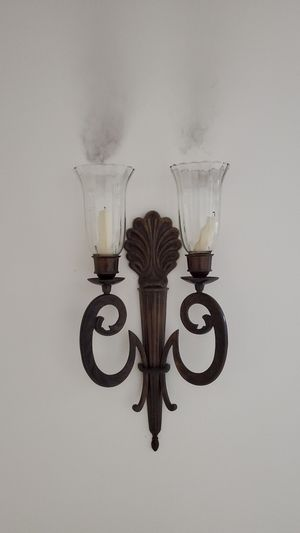 Vintage wall candelabra for Sale in Weston, FL