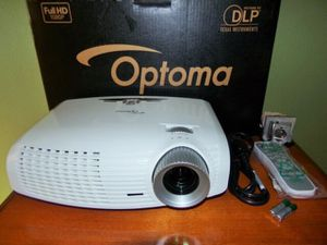 Hd20 projector for Sale in Portland, OR