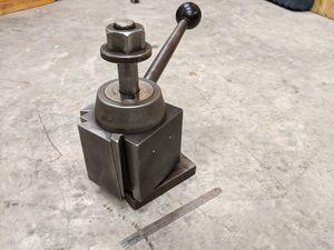 Aloris CA lathe quick change tool post for Sale in Jonesboro, AR