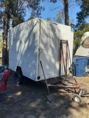 8x12 enclosed trailer for Sale in Tampa, FL