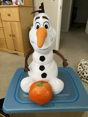 Halloween Olaf for Sale in San Juan Capistrano, CA