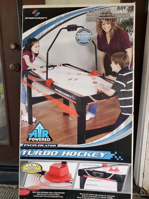 Turbo Hockey Table for Sale in Chino Hills, CA