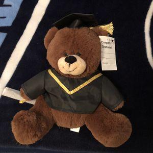 Graduation Gift (stuffed bear) for Sale in Austin, TX