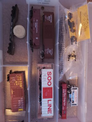Train N scale for Sale for sale  Waxahachie, TX