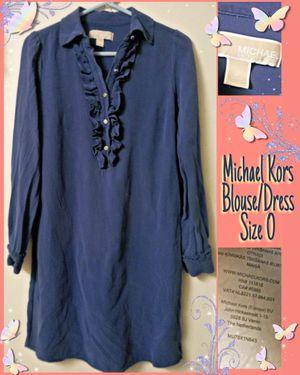 Michael Kors Dress Blouse size O for Sale in Sanger, CA