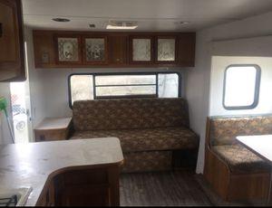$7000 for Beautiful ready for family fun travel trailer and A predator Generator Brand New in box $550 for Sale in San Bernardino, CA