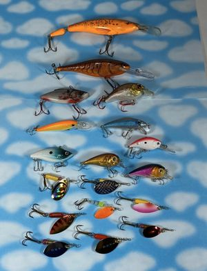 18 Fishing Lures & Spinners New for Sale in Westminster, CO
