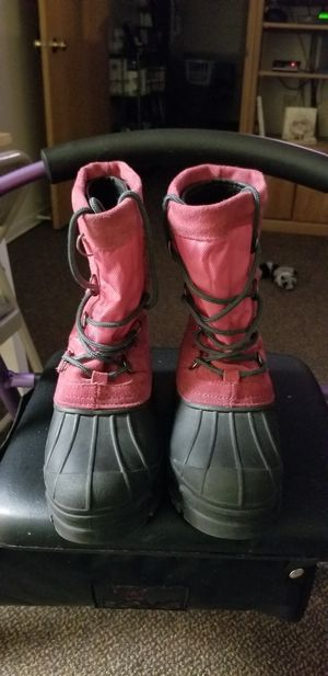 Cold Front Winter Snow Boots Women Size 5 for Sale in Anaconda, MT