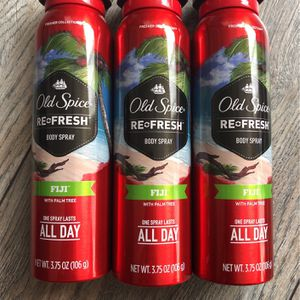Old Spice Body Spray for Sale in Chino Hills, CA