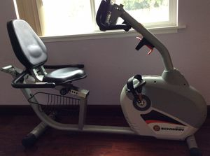 Schwinn 240 Recumbent Bike . Has Eight resistance levels. Good condition. for Sale in Fremont, CA