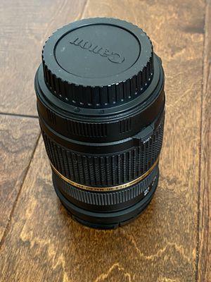 Tamron SP 28-75mm f/2.8 AF Zoom lens for Canon for Sale in Del Mar, CA