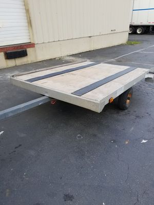 Non name aluminum trailer for Sale in Tacoma, WA