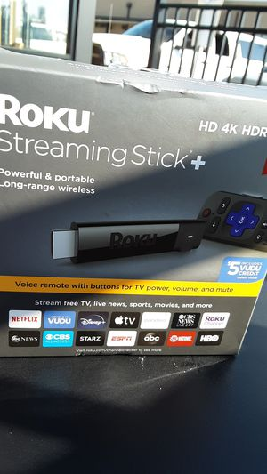 Roku streaming stick long ranged! for Sale in Ringgold, GA