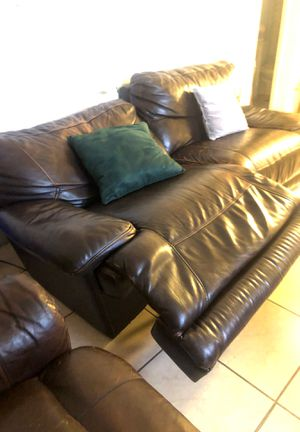 Make me an offer! Living Room couches for sell sold as single or a set. for Sale in Fort Lauderdale, FL