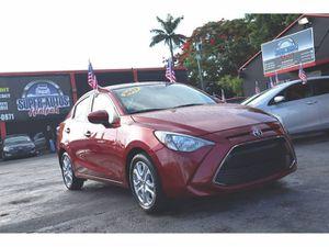 2017 Toyota Yaris iA for Sale in Hialeah, FL