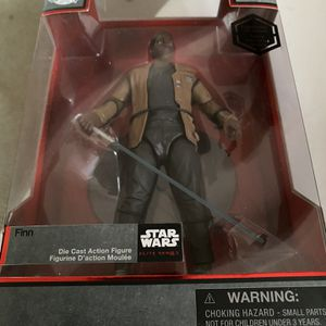 "NEW Finn Disney Star Wars Die Cast Action Figure Model 6"" for Sale in Los Angeles, CA"
