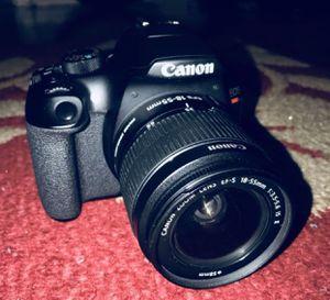 Canon T6 for Sale in Manassas, VA
