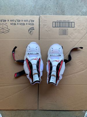 """Easton Youth Hockey Shinpads 11"""" for Sale in Prior Lake, MN"""