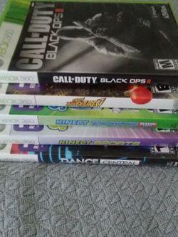 Xbox 360 Games for Sale in Santa Ana,  CA