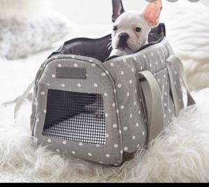 Pottery barn dog carrier for Sale in Vancouver, WA