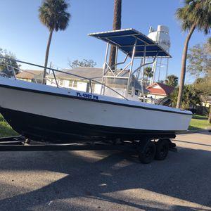 21' Oceantic Center Console for Sale in St. Cloud, FL