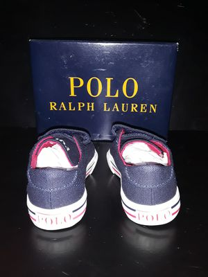 Polo Ralph Lauren Toddler Shoes for Sale in Wichita, KS